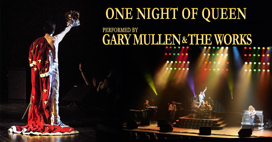 One night of Queen 03-10-2015